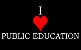 I love Public Education - 9 Part Video Series