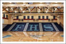 fhs blue gym
