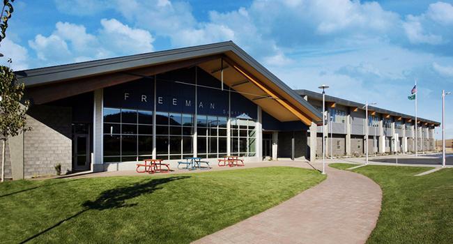 Freeman High School / Overview