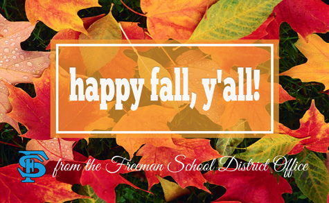 HAPPY FALL!!
